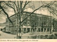 Der Simbacher Hof am Bahnhof