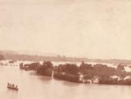 Inn-Hochwasser 1920 (Familienarchiv Lehner)