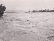 Inn-Hochwasser 1954 (Familienarchiv Lehner)
