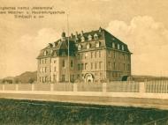Das Institut Marienhöhe um das Jahr 1910