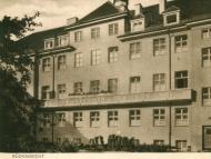 Rückansicht des Instituts Haus Mariental