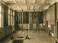 Der Turnsaal des Instituts Marienhöhe