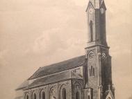 Pfarrkirche St. Marien zum 40. Jubiläum 1904