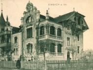 Villa Fortuna in der Münchner Straße